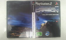 need for speed carbon collector's edition ps2
