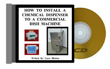 HOW  TO  INSTALL  A  CHEMICAL  DISPENSER  TO  A  COMMERCIAL  DISH  WASHER