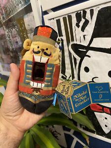 Bark Box M/L Dog Toy Nikolai Solider Christmas Nutcracker Treat Dispenser NWT