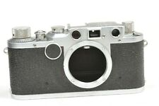 LEICA II C camera body, from 1950, full working condition
