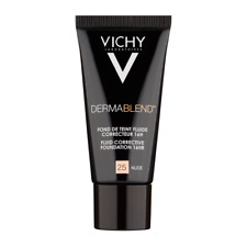 Vichy Dermablend Fluid Corrective Foundation / Nude 25 / 30ml / FACTORY SEALED