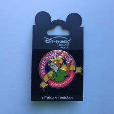 DLP Paris - Pin Trading Night - Robin Hood Limited Edition 400 Disney Pin 79581