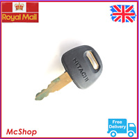 Heavy Equipment Ignition Key for Hitachi H800 Excavator Digger Plant