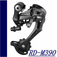 NEW Shimano M390 RD-M390 Rear Derailleur 9S MTB Rear Derailleur for Acera