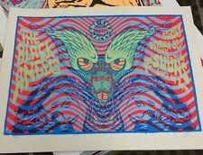 Black Angels Suuns silk screened Rock Poster Gig Poster Punk Lindsey Kuhn