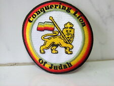 Aufnäher Aufbügler Patch The Lion Of Judah - 7,5 cm