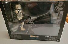 Hasbro Star Wars The Black Series Speeder Bike Custom Mandalorian Version
