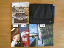 BMW 3 Series Owners Handbook/Manual and Wallet 05-08