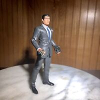 DC Collectibles Batman Arkham City Bruce Wayne Figure - Rare