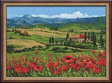 "Counted Cross Stitch Kit RIOLIS - ""Tuscany"""