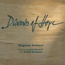 Zbigniew Preisner, Lisa Gerrard & And Archie Buchanan - Diaries Of Hope (NEW CD)