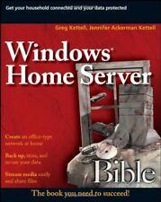 Windows Home Server Bible