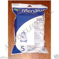 Hoover, Aquavac, Rowenta Vacuum Cleaner Bags (Pkt 5) - Part No. S05
