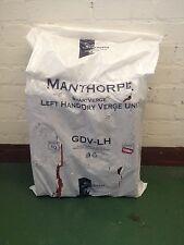 "10 x Manthorpe ""SmartVerge"" GDV-LH-TR Dry Verge Units - Terracotta"