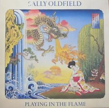 Sally Oldfield - Playing In The Flame (Bronze Vinyl-LP OIS Germany 1981)