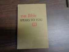 The Bible Speaks Alla You - Robert Mcafee Marrone (Copertina Rigida,1946 & 1952)