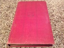 VINTAGE THE MARBLE FAUN BY NATHANIEL HAWTHORNE 1905 FICTION BOOK