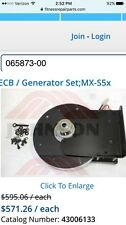 Matrix Generator Set, Part#065873-00