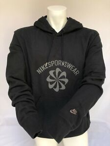 Mens Nike Hoodie Graphic Print Slim Fit Training Sports Or Casual Size XL