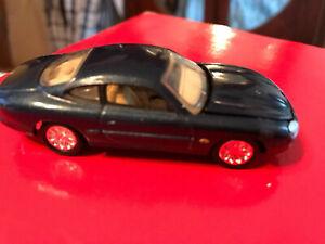 Jaguar XKR 1998 Hot Wheels Collectibles, Sports Car  Green RR Tires