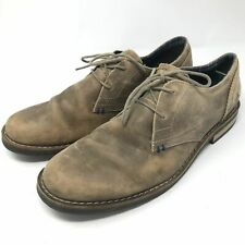 ​Original Penguin Mens Distressed Suede Oxford Derby Dress Shoes Size 11.5 Beige