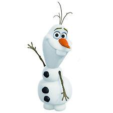 Disney Frozen Olaf Iron On Transfer Patch Craft Embellishment T-Shirt