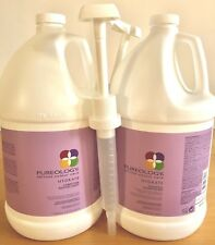 Pureology Hydrate Shampoo & Conditioner GALLON EACH 128oz Duo set WITH 2 PUMPS!!