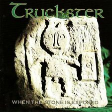 Tryckster - When the Stone Is Exposed (2000)  CD  NEW/SEALED  SPEEDYPOST
