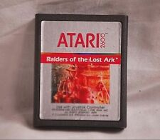 Vntage 1982 Raiders of the Lost Ark Atari 2600 2659 GAME CARTRIDGE ONLY Untested