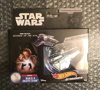 Hot Wheels Star Wars Commemorative Series Obi-Wan Kenobi's ETA2 Jedi Starfighter