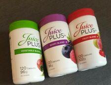 3 x 120 Juice Plus Premium Capsules