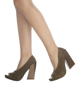Melissa Boho Heel in Brown Size 5,8 & 9 Available
