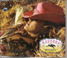 ★ MAXI CD MADONNA	Music 4-Track jewel case   ★