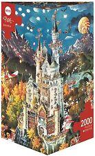 MICHAEL RYBA - BAVARIA - Heye Puzzle 29700 - 2000 Pcs.