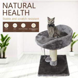 Cat Tree Scratching Post Scratcher 39CM Tower Condo House Furniture Stand Bed