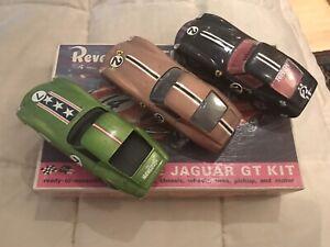 Lot Of Vintage Slot Cars