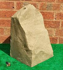 Garden Stone Rockery Artificial Ornament Rock Sandstone Colour Patio New