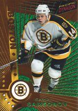 1997-98 Pacific Dynagon Hockey #NNO Sergei Samsonov Boston Bruins