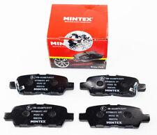 BRAND NEW MINTEX REAR BRAKE PADS SET MDB3396 (REAL IMAGE OF THE PARTS)