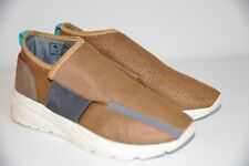 New Casbia VETTA RBT Technical Mesh Nubuck Brown Casual Shoe Trainers Sneakers 8