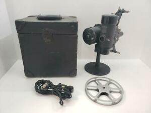 Vintage Bell & Howell Filmo 16mm Automatic Cine Projector w/ Original Case