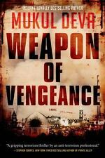 Great Spy and espionage title! Weapon of Vengeance By Mukul Deva