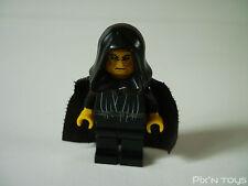 LEGO STAR WARS / Minifigures SW386 - Emperor Palpatine Yellow Head Yellow Hands
