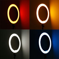 """Neewer 4-Color for 18"""" Ring Light 55W Led Ring Light (Red, Yellow, White, Blue)"""