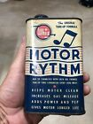 Vintage+WHIZ+HOLLINGSHEAD+Motor+Rhythm+Advertising+Gasoline+Oil+Can+Bucket