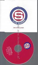 CD--PROMO--S CLUB JUNIORS--ONE STEP CLOSER