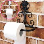 Support Dévidoir Distributeur Rouleau de Papier Porte Salle Bain Toilettes Mural