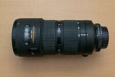 Nikon 80-200mm f2.8D AF Nikkor D Manual Case - Very good condition.