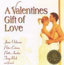 DAMAGED ARTWORK CD Patti Austin, The Tony Rich Proj: A Valentines Gift of Love