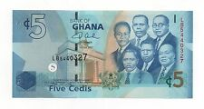 GHANA 5 CEDIS 2007 PICK 38 UNC